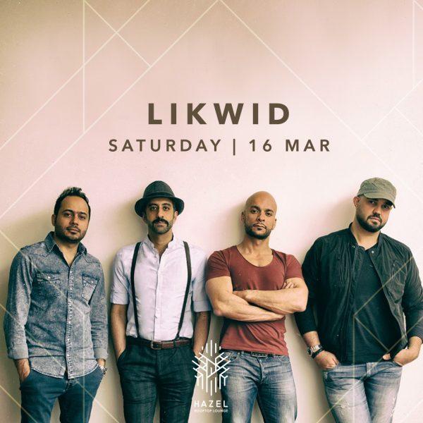 Hazel Rooftop Lounge - Likwid Live Acts