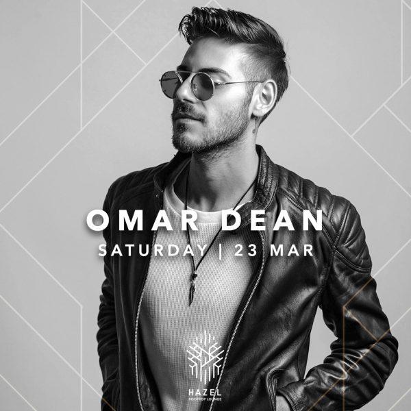Hazel Rooftop Lounge - Omar Dean Live Act